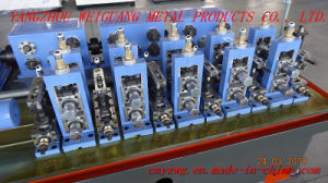 Wg16 Small Diameter Pipe Production Line pictures & photos