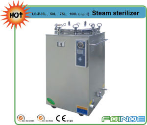 Ls-B (digital) Vertical Pressure Stem Sterilization Chamber pictures & photos