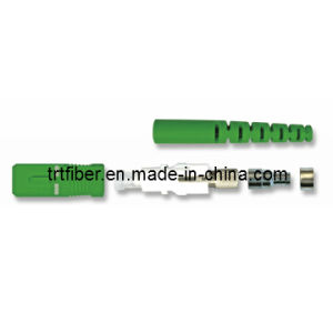 Fiber Optic Connector (Fiber patch cord cable) pictures & photos