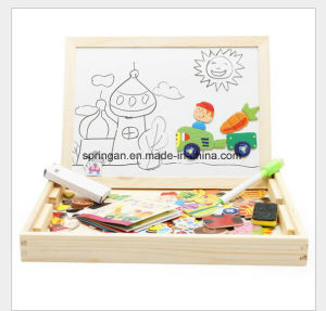 Puzzle Game Magnetic Stickers Toy DIY pictures & photos