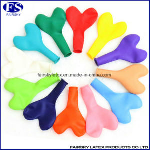 Heart-Shaped Balloon Free Samples pictures & photos