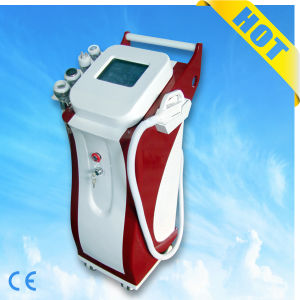 Professional Mulitunction IPL Shr Cavitation RF Vacuum for Hair Removal pictures & photos