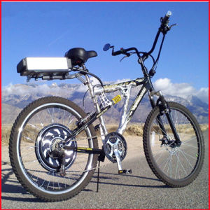 Power Motor Electric Mountain Bicycle/Ebike with CE pictures & photos
