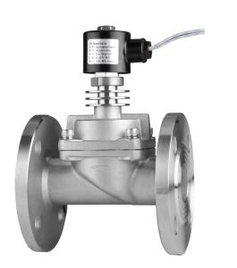 Steam Stainless Steel Series 2/2-Way High Temperature Solenoid Valve pictures & photos