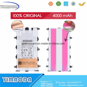 Tested Sp4960c3b 4000mAh for Samsung Galaxy Tab 2 7.0 Battery P6200 P3100 P3110 Battery pictures & photos