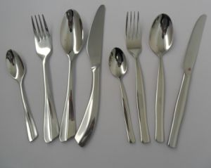 SS201 Stainless Steel Cutlery Set (JZ026) pictures & photos