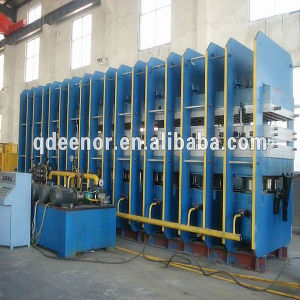 Rubber Belt Vulcanizer / Conveyor Rubber Belt Making Machine pictures & photos