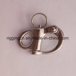 Stainless Steel Heavy Duty Jaw Swivel Snap Shackle pictures & photos