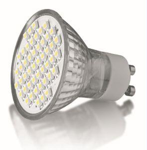 LED GU10 2.5W SMD3528 48LED
