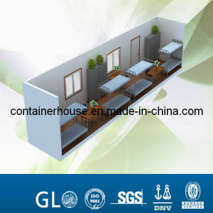 Customized 20ft 40ft Container Hotel and Apartment pictures & photos