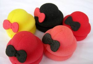 Hottest Hat Shaped Hair Roller DIY Sponge Hair Curler pictures & photos