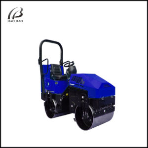 Ride-on Hydraulic Vibratory Roller-Yl51