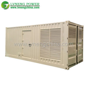 Container Diesel Generator with Common Low Noise Function pictures & photos