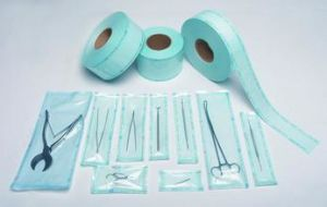 Hospital Sterilization Heat Sealing Sterilization Flat Reel pictures & photos