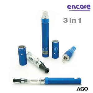 Ago 3 in 1 for Eliquid Dry Herbs Wax Atomizer