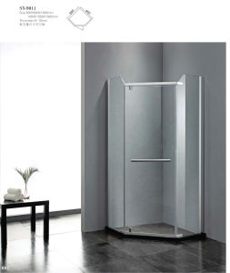 Aluminum Shower Room/ Glass Shower Room (WG-9011)