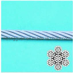 """Galvanized Steel Wire Rope 5/8""""\Galvanized Wire Rope pictures & photos"""