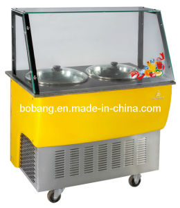 Ice Cream Frying Making Machine pictures & photos