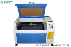 Laser Cutting Logo Beads Machine