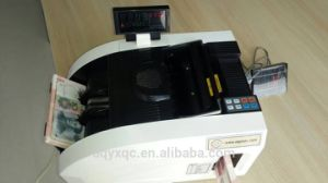 Auto- Banknote Counting Detecting and Binding Machine pictures & photos