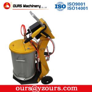 Manual Electrostatic Powder Coating Spray Gun pictures & photos