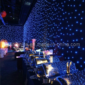 Distinctive Stage Lighting, LED Star Curtain with CE, RoHS Certificate