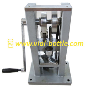 Manual Single Punch Tablet/Pill Press Machine (HVCM001) pictures & photos