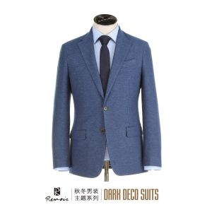 OEM 2 Piece Slim Fit Men′s Leisure Suit pictures & photos