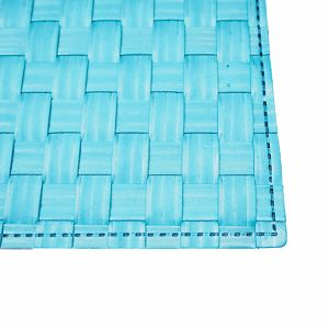 Foamed Matte Polyester Woven Mat for Tabletop & Flooring pictures & photos