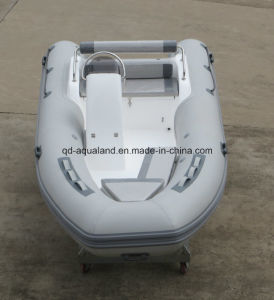 Aqualand 16feet 4.7m Rigid Inflatable Motor Boat/Rib Boat (rib470c) pictures & photos