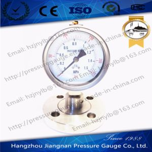 1.6MPa Stainless Steel General Pressure Gauge pictures & photos