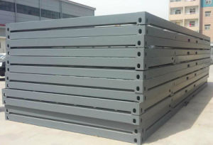 Ready Made Steel Structure Container House pictures & photos