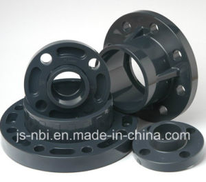Rounded Black PVC Flange Series pictures & photos