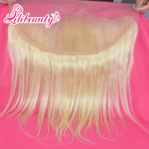 Ear to Ear Blonde Frontal Brazilian Hair Lace 613# Frontal pictures & photos