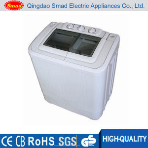 110V 60Hz Top Loading Twin Tub Washing Machine pictures & photos