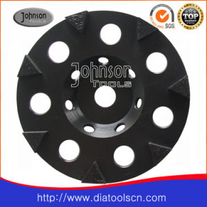 125mm Diamond Grinding Head for Concrete pictures & photos