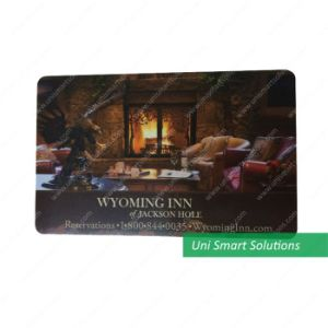 Contactless Magnetic Stripe Card for Business Card