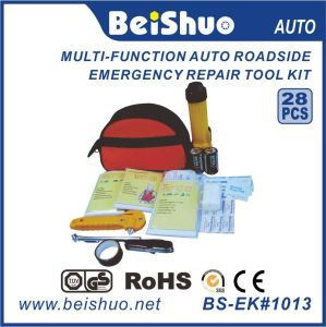 28PCS Emergency Kit at Roadside for Car pictures & photos