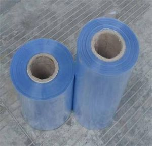 Center Fold POF Heat Shrink Film for Outside Packaging pictures & photos
