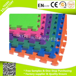 Colors Exercise Mat Solid Foam EVA Playmat Kids Safety Play Floor pictures & photos
