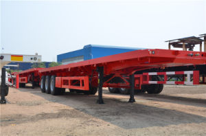 2017 40FT Container Semitrailer with Best Price Hot Sale pictures & photos