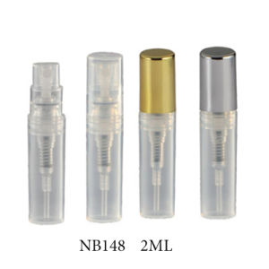 Plastic Sprayer Bottle for Perfume and Lotion (NB148) pictures & photos