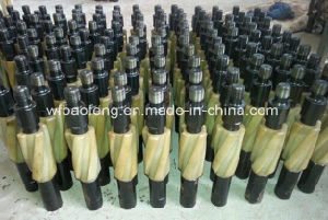 Well Pump Downhole Screw Pump Sucker Rod Rubber and Nylon Centralizer pictures & photos