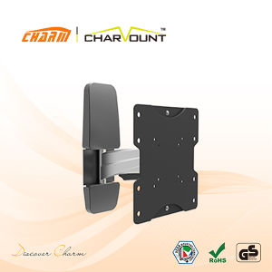 17′′-37′′ 200X200mm Single Arm TV Bracket (CT-LCD-IK201) pictures & photos