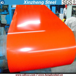 (0.14mm-0.8mm) PPGI Color Coated Steel Coil, Galvanized Steel for Roofing pictures & photos
