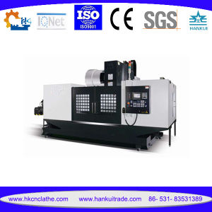 High Speed 10000rpm Vertical CNC Turning & Machining Center Vmc1165L pictures & photos