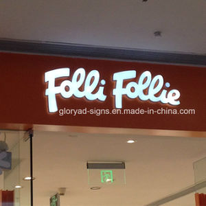 High Bright Front Illuminated LED Epoxy Resin Letter, LED Sign pictures & photos