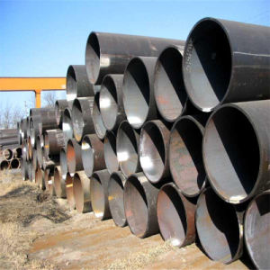 ERW Steel Pipe for Water Drain pictures & photos