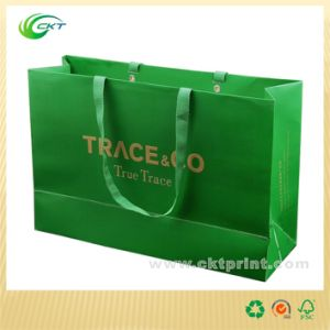 Custom Paper Bags with Handles (CKT -PB-231) pictures & photos