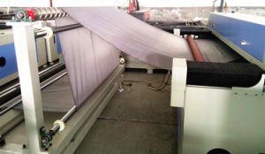 Print Fabric Laser Cutting Machine for Swimming Sports Suit Apparel pictures & photos